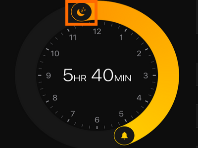 iphone-clock-bedtime-moon-button
