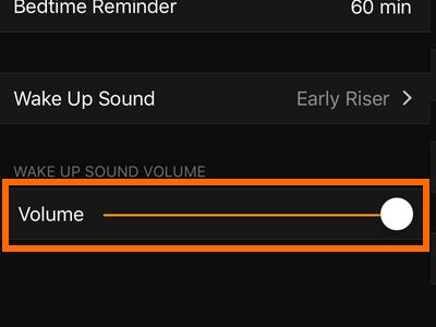 iphone-clock-bedtime-volume