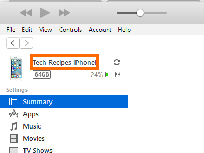 iphone-renamed-on-itunes