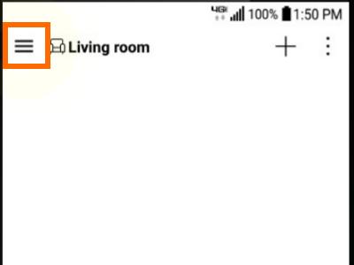 quickremote-navigation-menu