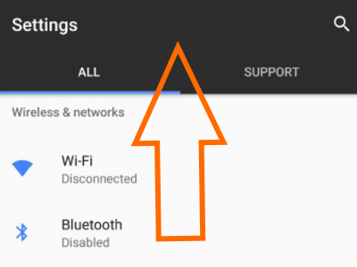 scroll-down-from-settings