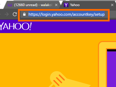 yahoo-account-key-website