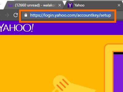 yahoo-account-key-website