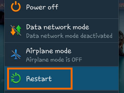 restart-android-phone