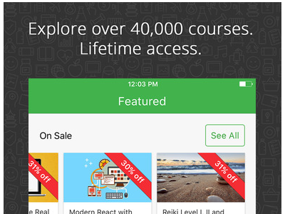 udemy app download