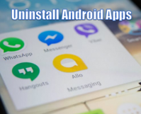 uninstall-android-app