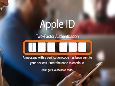 Apple Authentication