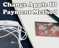 Change Apple ID Payment Method