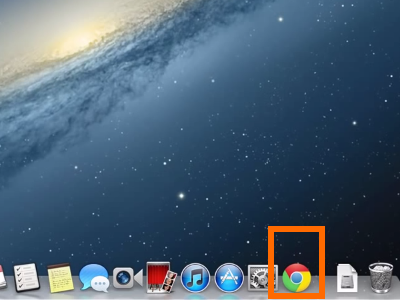 Mac OS X Mavericks Default Browser is Chrome