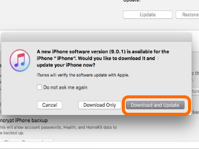 How to Update the iOS Software on iPhone