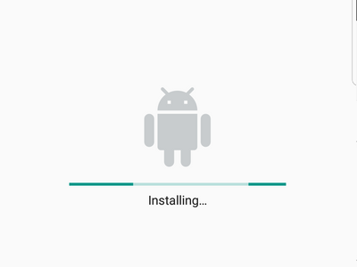 Android APK File installing