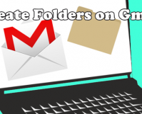 Create Gmail Folders