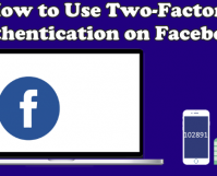 Enable 2-Factor Authentication 2FA on Facebook