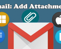 Gmail Add Attachments