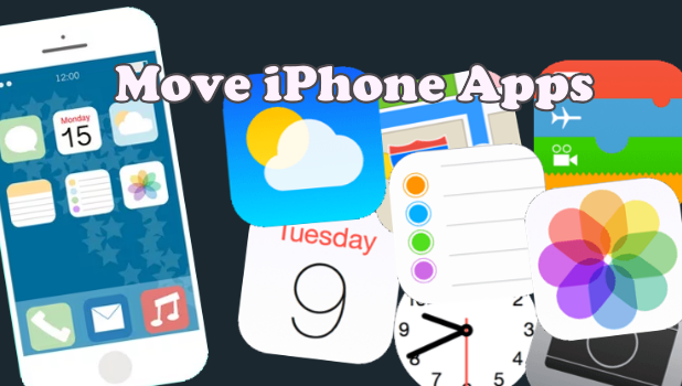 How to Arrange and Move iPhone Apps