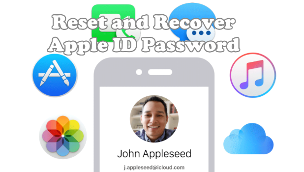 Apple id password reset