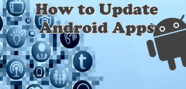 How to Update Android Apps