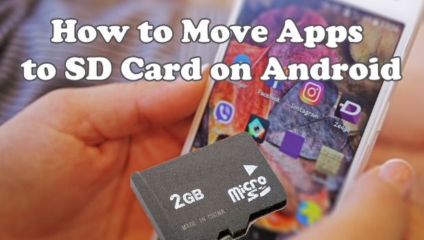 Move Apps to AS card on Android