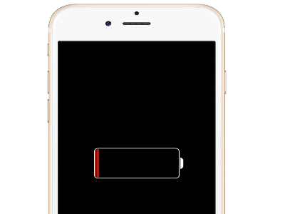 iPhone 6 Battery Low Batt