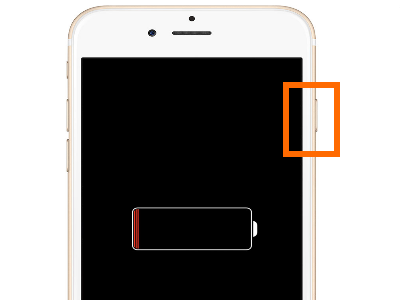 iPhone 6 Power Button