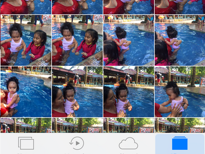 iPhone Photo album