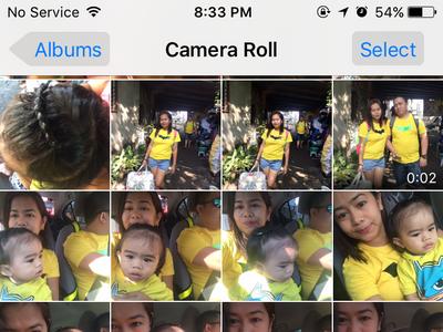 iPhone Photo album2