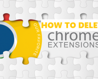 delete google chrome extentions