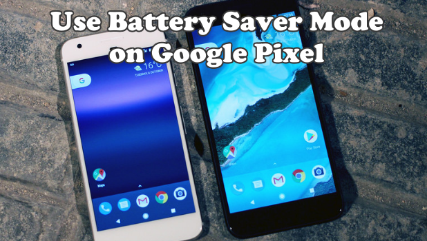 How to Activate Battery Saver Mode on Google Pixel