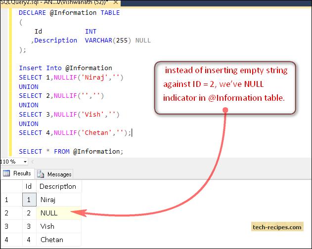 NULLIF_SQL_Server_TSQL