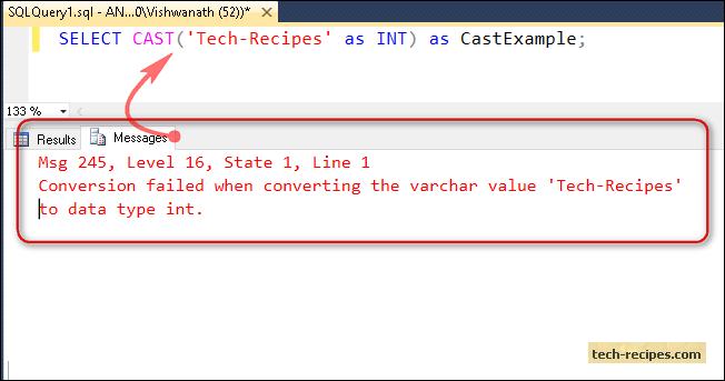 CAST_Function_SQL_Server