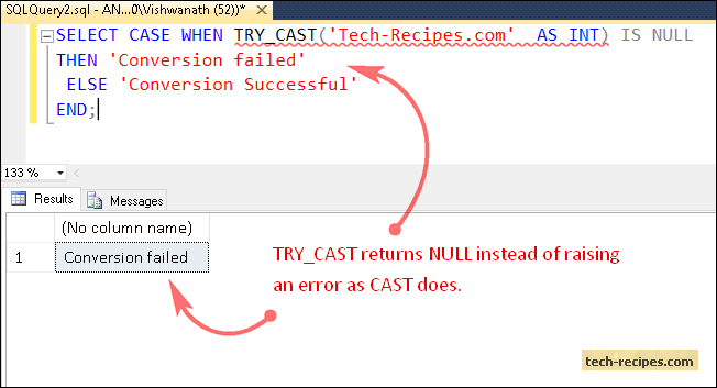 TRY_CAST_Function_SQL_Server_Failure