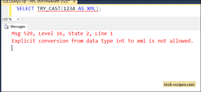 TRY_CAST_Function_SQL_Server_Failure_Explicit_Conversion