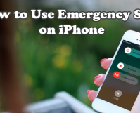 Use Emergency SOS on iPhone