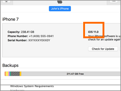 How to Find Out the iOS Version of iPhone or iPad