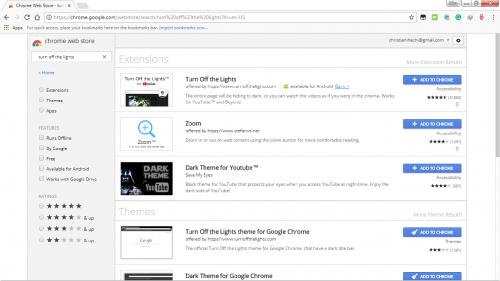 add plugins to google chrome