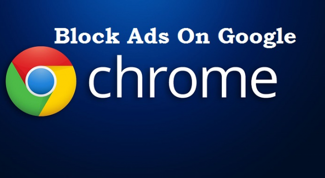 block ads on google chrome