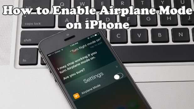 airplane mode iphone how to switch iphone to flight mode 10048