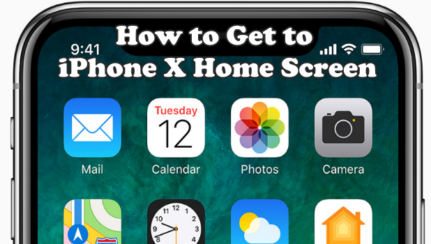 app disappeared from iphone home screen how to get to the home screen on iphone x 18285