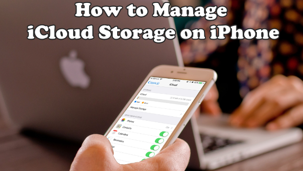 How to Manage iCloud Storage on iPhone