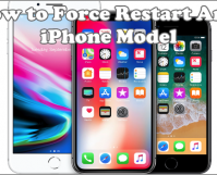 How to Restart Any iPhone Mode