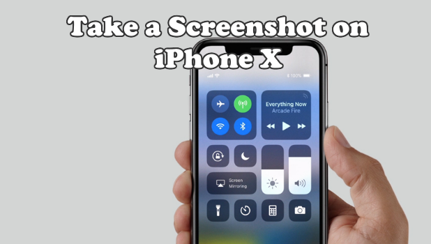 how to take a snapshot on an iphone