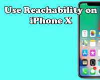 Use Reachability on iPhone X