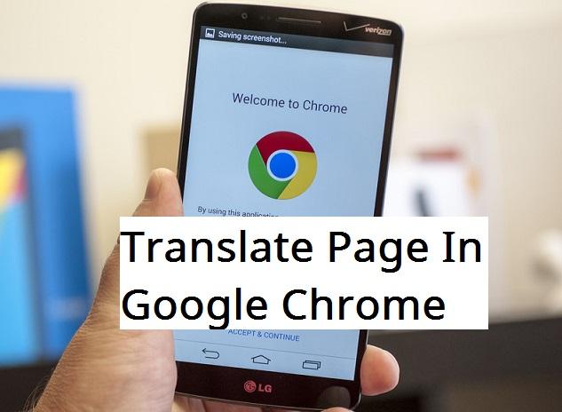 how to google translate a page safari