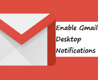 enable gmail desktop notification