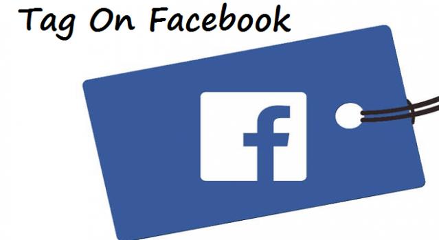 tag on facebook