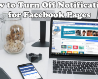Turn off Notifications for Facebook Pages