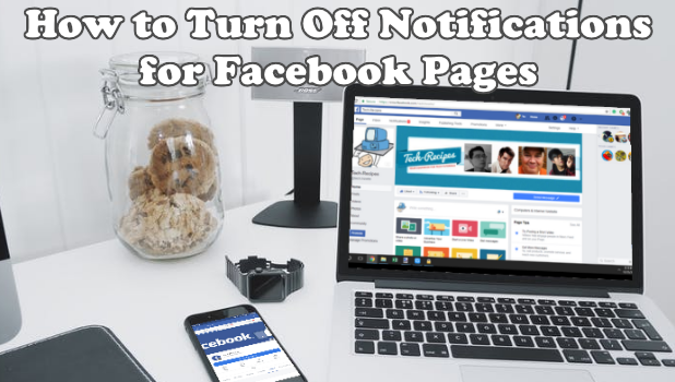 How to Turn Off Facebook Page Notifications