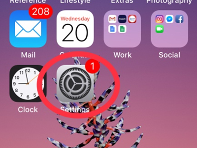 How to Add Email Accounts to iPhone's Mail App