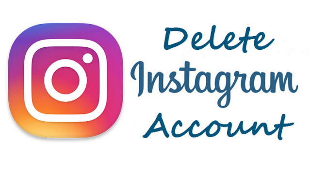 How to delete instagram account ccuart Image collections