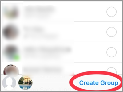 how to join facebook messenger group